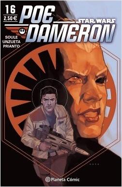 Star Wars Poe Dameron nº 16