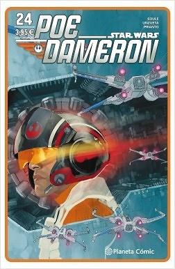 Star Wars Poe Dameron nº 24