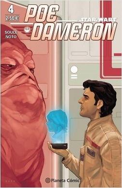 Star Wars Poe Dameron nº 4