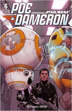 Star Wars Poe Dameron nº 6