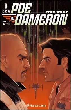 Star Wars Poe Dameron nº 8