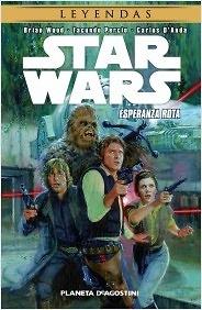 Star Wars nº 4 Brian Wood ¡Última entrega!