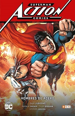 Superman: Action Comics vol. 02: Hombres de Acero