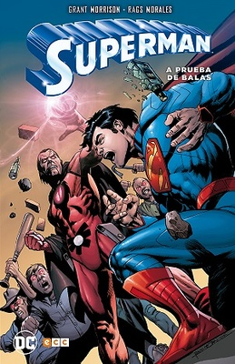Superman A prueba de balas