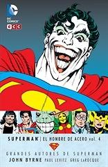 Superman El hombre de acero nº 4