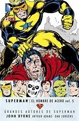 Superman El hombre de acero nº 5