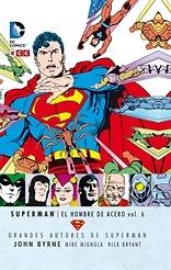 Superman El hombre de acero nº 6