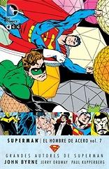 Superman El hombre de acero nº 7