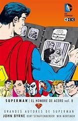 Superman El hombre de acero nº 8