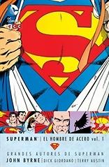 Superman El hombre de acero vol 1