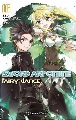 Sword Art Online Fairy Dance nº 1 / 2 (novela)