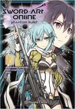 Sword Art Online Phantom Bullet nº 01/03 (manga)