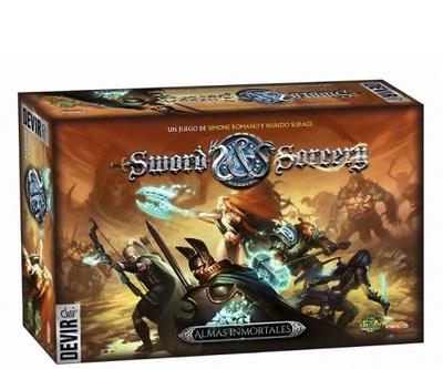 Sword & Sorcery - edicion en castellano EDICION 2019