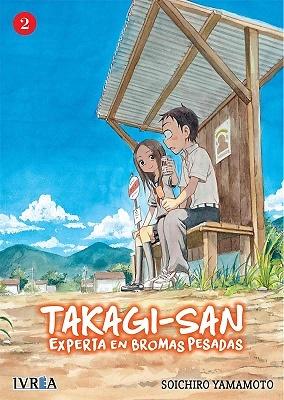 TAKAGI-SAN EXPERTA EN BROMAS PESADAS 02