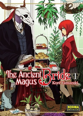 THE ANCIENT MAGUS BRIDE nº 1