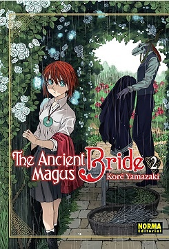 THE ANCIENT MAGUS BRIDE nº 2