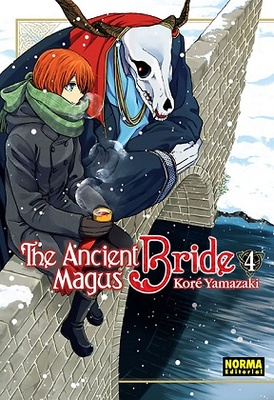 THE ANCIENT MAGUS BRIDE nº 4