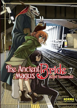 THE ANCIENT MAGUS BRIDE nº 7