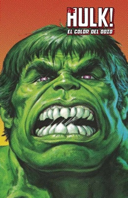 THE HULK 1 (MARVEL LIMITED EDITION) EL COLOR DEL ODIO