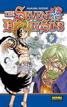 THE SEVEN DEADLY SINS nº 7