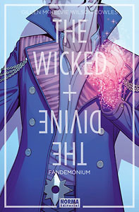 THE WICKED + THE DIVINE 2. FAN