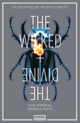 THE WICKED + THE DIVINE 5. FASE IMPERIAL, PRIMERA PARTE