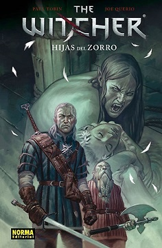 THE WITCHER nº 2 HIJAS DEL ZORRO