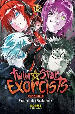 TWIN STAR EXORCISTS ONMYOJI 13