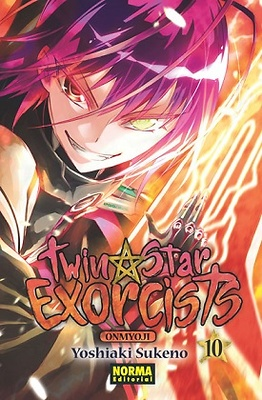 TWIN STAR EXORCISTS. ONMYOJI 10