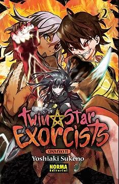 TWIN STAR EXORCISTS. ONMYOJI 2