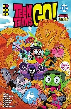 Teen Titans Go! vol. 01: ¡Fiesta, fiesta!
