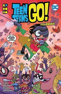 Teen Titans Go! vol. 03: Deslumbrada