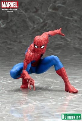 The Amazing Spider-Man ARTFX+ – Kotobukiya