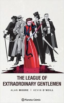 The League of Extraordinary Gentlemen nº 03/03 (edición Trazado)
