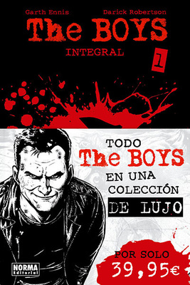 The boys Integral nº 1