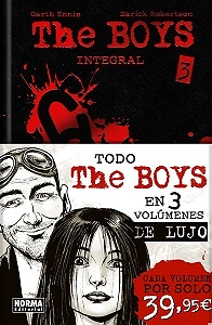 The boys integral nº 3