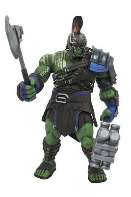 Thor Ragnarok Marvel Select Figura Gladiator Hulk 18 cm