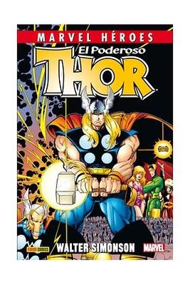 Thor de Walter Simonson 2ª Parte