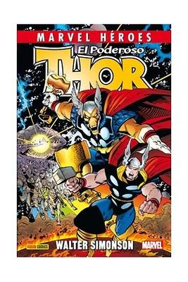 Thor de Walter Simonson Primera Parte Marvel Heroes nº 48