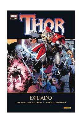 Thor nº 3 Exiliado (Marvel Deluxe)