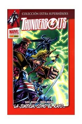 Thunderbolts 1: La justicia...¡Como el rayo!