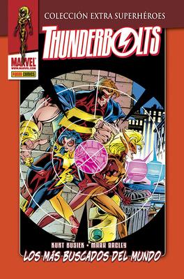 Thunderbolts 2 Los mas buscados del mundo