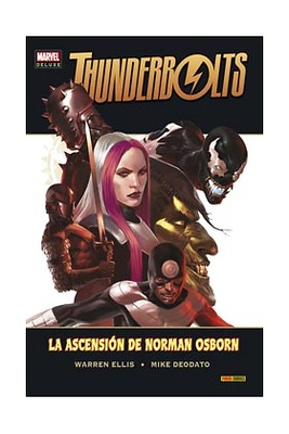 Thunderbolts La ascension de Norman Osborn