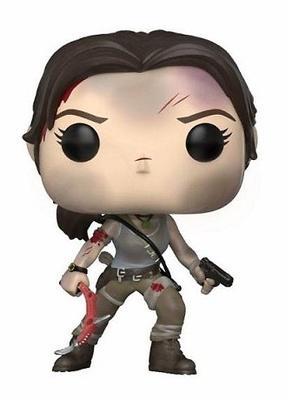 Tomb Raider POP! Games Vinyl Figura Lara Croft 9 cm