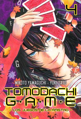 Tomodachi Game, Vol. 4