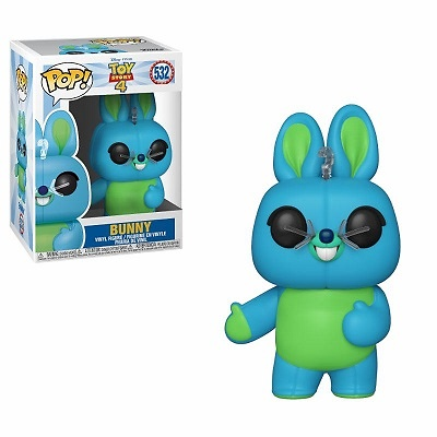 Toy Story 4 POP! Disney Vinyl Figura Bunny 9 cm
