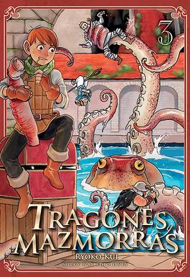 Tragones y mazmorras, Vol. 3