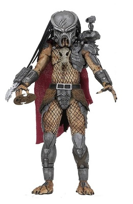 ULTIMATE AHAB PREDATOR FIGURA 18 CM SCALE ACTION FIGURE PREDATOR