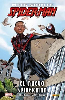 ULTIMATE INTEGRAL MILES MORALES 1 SPIDERMAN EL NUEVO SPIDERMAN