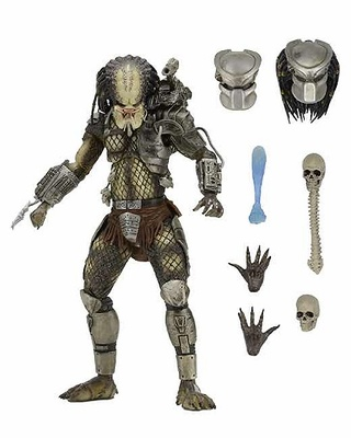 ULTIMATE JUNGLE HUNTER FIGURA 18 CM PREDATOR